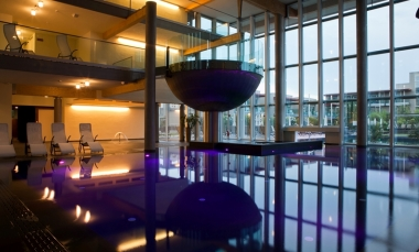 Aqualux Hotel Spa & Suite